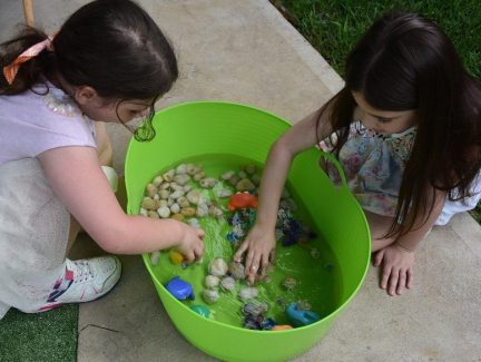 Play is a child's primary Occupation